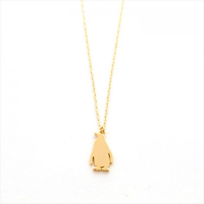 Safari Necklace - Penguin