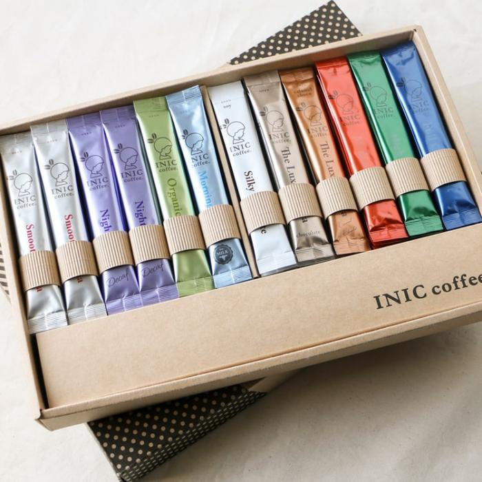 INIC coffee Grand Gift Set